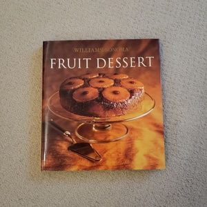 Williams Sonoma Fruit Dessert